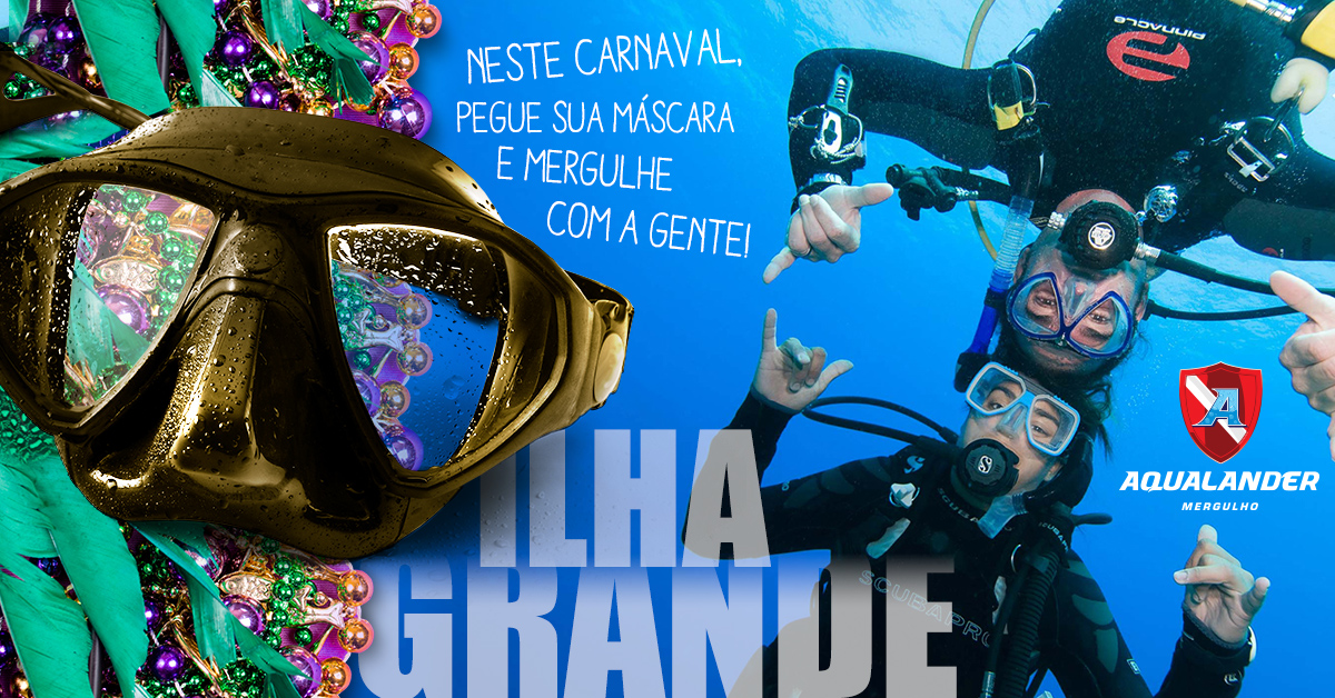 carnaval 2019 na Ilha Grande